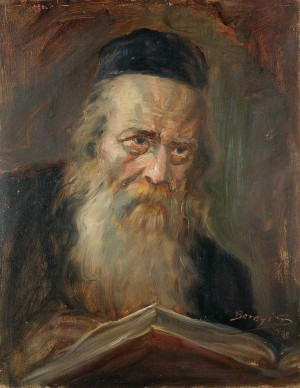 Learning The Torah, 1928