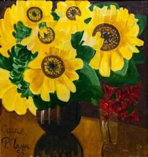 'Sunflowers', 1995