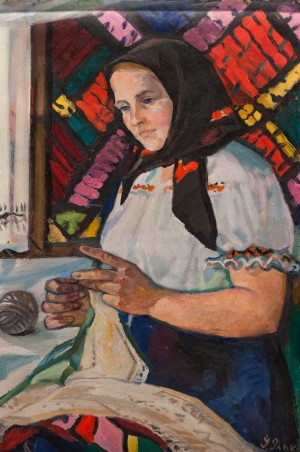 Ольга, 1965, к.о., 75х50