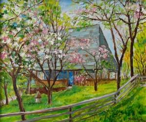 Улинець Ю. 'Весна'