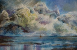 O. Storozhuk. Large Clouds