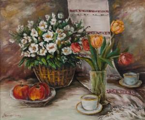 Березанич М. 'Весняний натюрморт'