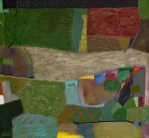 S. Biba 'Landscape 3'