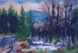 Турбаза Жденієво, 2002, к.акв., 41.5х59
