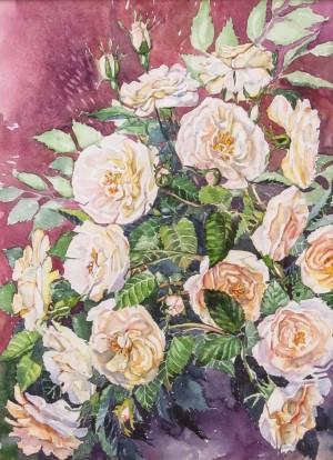 Гаврило М. 'Кущ троянд'
