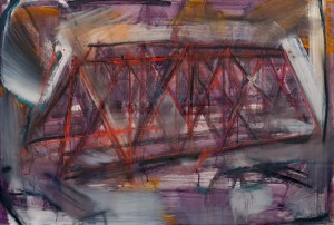 'Bridge On The Liutianka River', 1995
