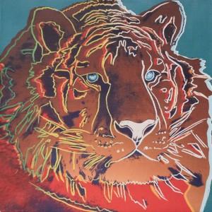 Siberian Tiger, 1983