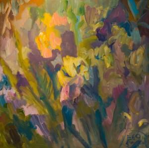 Єгорова-Рогова Ю. Квітка