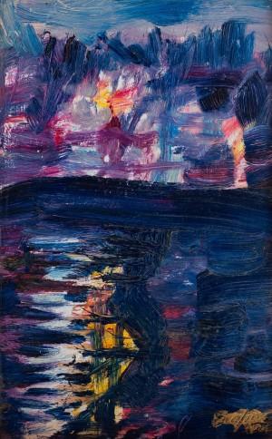 'A Full River', 2008