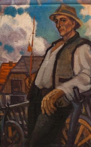 Мігаль Петрішко з Дулова, 1993, п.т., 83х51