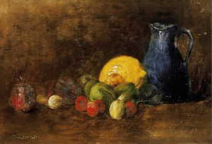 Still Life, oil on wood, 23,5х32,5
