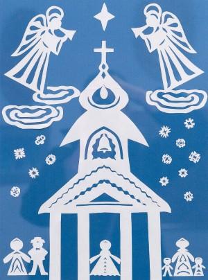 A. Moshkola The Christmas Morning'