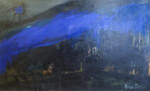 Ніч, Із серії «Старі-Нові Карпати», 2002