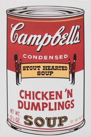 Campbells Soup 2, 1969