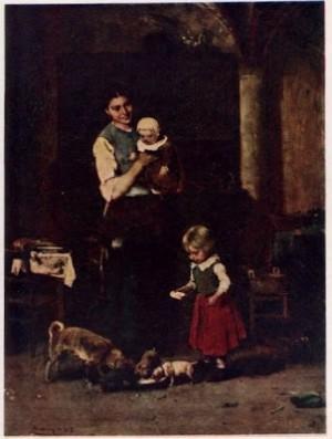 Дві сім'ї, 1877 р. п.о.