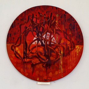 F. Seman, Crown of thorns, 2001