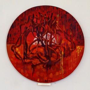 Семан Ф. Терновий вінок, 2001