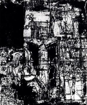 Golgota, 1968, lept, 48, 5X29,7