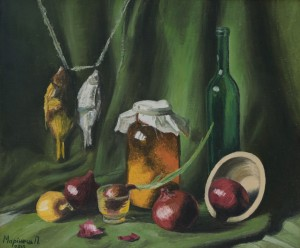 Still life, 2010, oil on canvas, 50x60