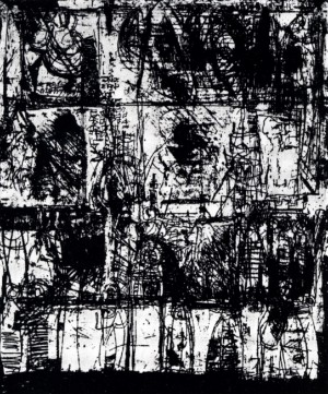 Ikonostas, 1968, lept, 48, 5X39,7