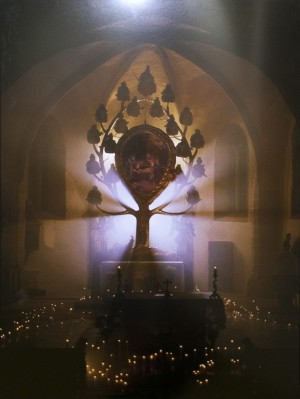 Ferenc Olasz Jesse Altar photo, paper 80х60