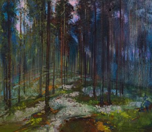 R. Pylyp, Fir-tree forest