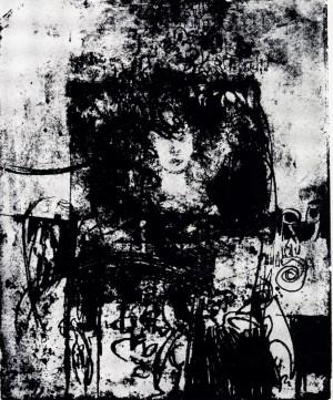 L-II-1, 1967, litografia, 48,3X38,7