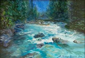 M.Puhlyk-Belen Rapid Stream'
