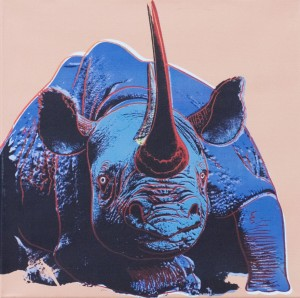 Black Rhinoceros, 1983