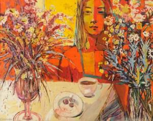 Кондратюк О. Польові квіти, 2012, п. о.