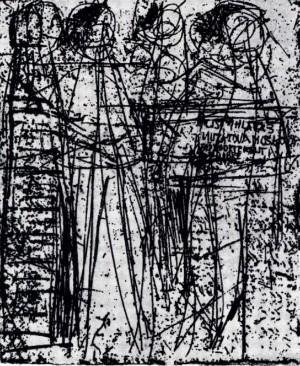 Listy 3, 1966-67, lept, 14,6X12,2