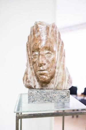 B. Korzh Petros', 2017, marble, granite