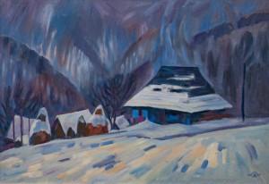Зима, 2003
