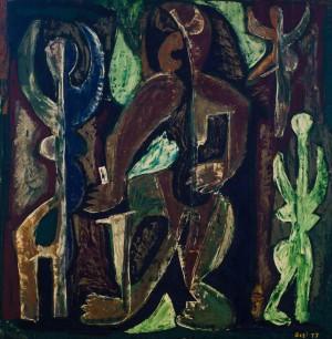 F. Seman, Terror, 1977