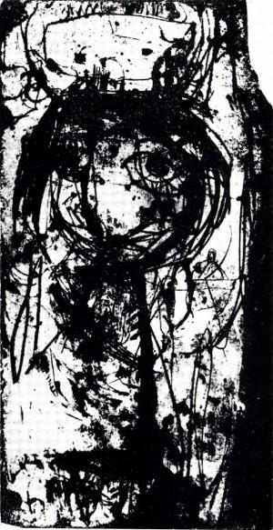 L-XII, 1967, litografia, 40X21,5