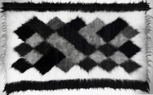 декорат. композиція, ліжник, 1975, 134х226