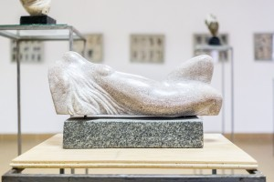B. Korzh Tisza', 2015, marble, granite