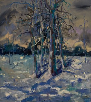 V. Taips, Winter day