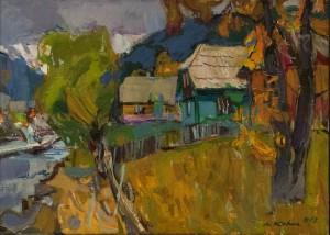 Ковач А. Синевирська осінь, 2012