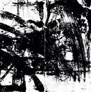 L-XVI, 1969, litografia, 60X60