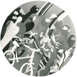 гобелен 'Літо', 1986, д. 226 см