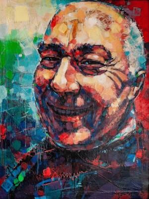 T. Usyk 'Portrait Of A Doctor O. Petnehazi'