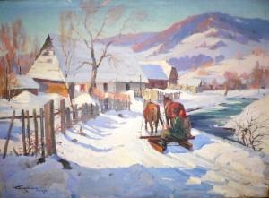 По дрова, 1957