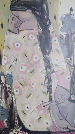L. Korzh-Radko. Summer Dream I, 2016, oil on canvas
