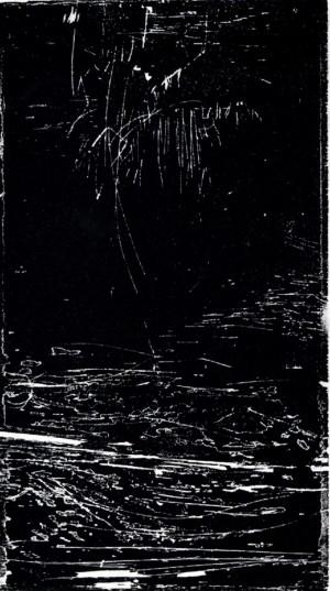 M-VIII, 1966, drevorez, 20X16