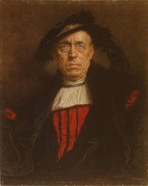 Портрет Арпада Одрі