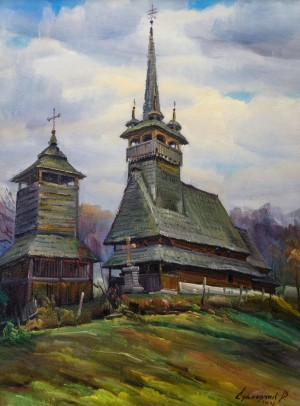 Свалявчик В. Церква с. Олександрівка, 2006