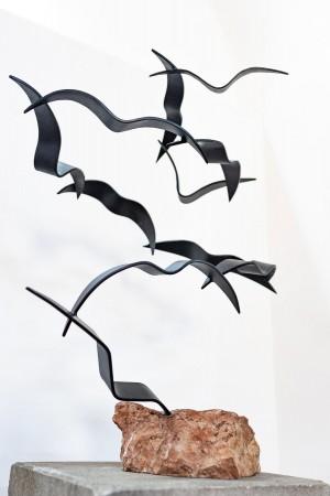 V. Skubenych 'Birds', 2018