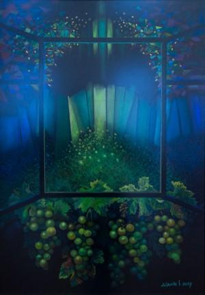 I. Didyk. Rainy Fantasy., 2015