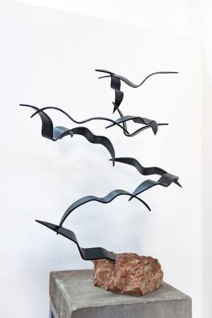 V. Skubenych 'Birds', 2019